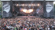 Sziget Metal Stage